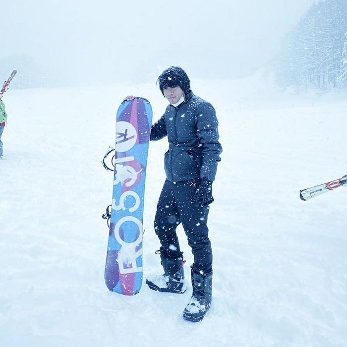 trải nghiệm mùa đông Nhật Bản - thể thao trượt tuyết