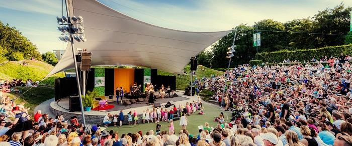 Lễ hội Sommarscen Malmo - Trải nghiệm ở thành phố Malmo