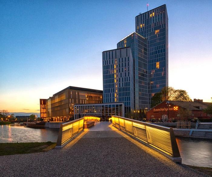 Tham quan khách sạn Malmo Live - Trải nghiệm ở thành phố Malmo