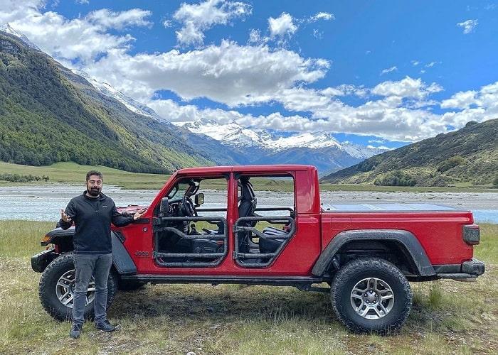 5 địa điểm du lịch đảo Nam New Zealand nổi tiếng