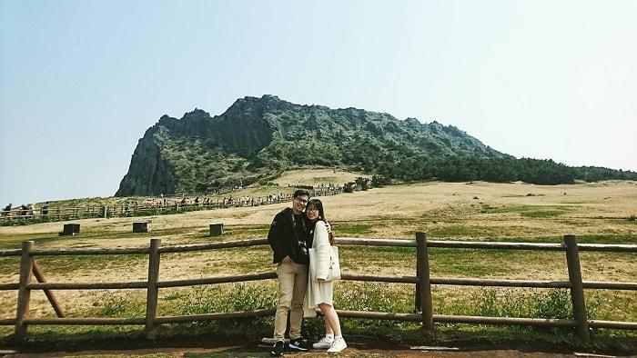 5 địa điểm du xuân tại Jeju đẹp quên cả lối về