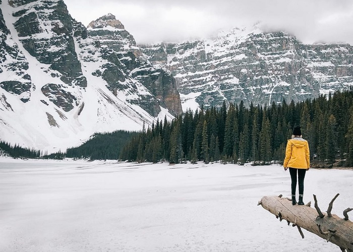 Đẹp ngoạn mục những địa điểm du lịch Alberta Canada