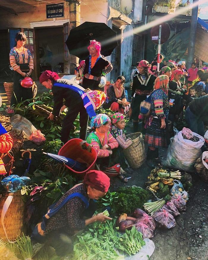 các chợ phiên tại Lai Châu