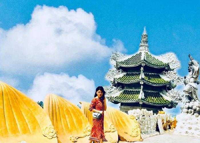 chùa Phúc Lâm Hưng Yên