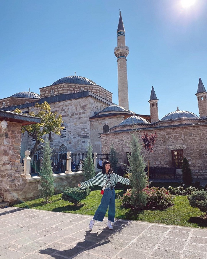 Wandering on the peaceful land of Konya, Turkey