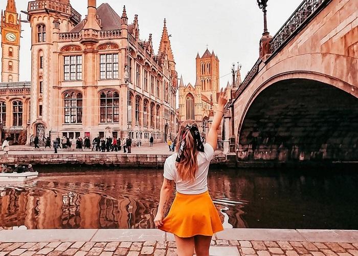 List những trải nghiệm hấp dẫn ở thành phố Ghent nước Bỉ