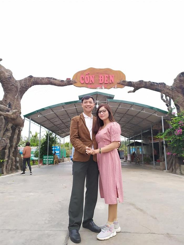 khu du lịch Cồn Đen Thai Bình