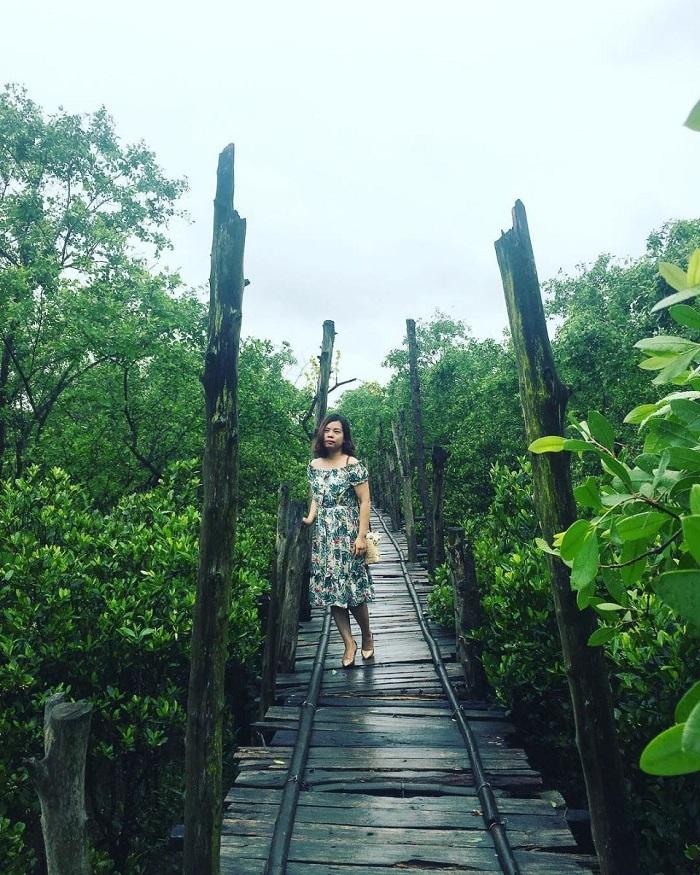khu du lịch Cồn Đen Thái Bình