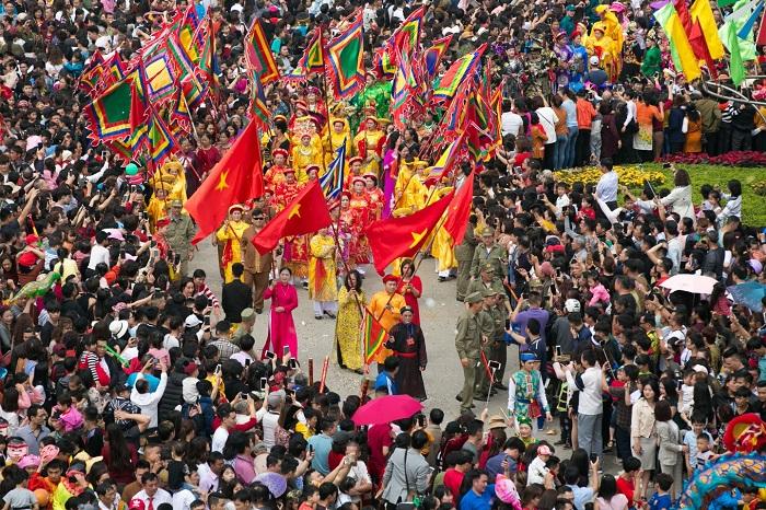 lễ hội đền Kỳ Cùng - Tả Phủ