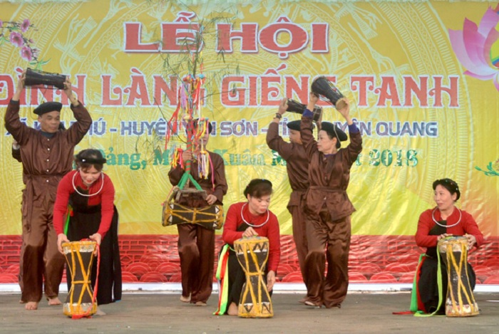 5 Spring Festival Tuyen Quang is most interested by many visitors