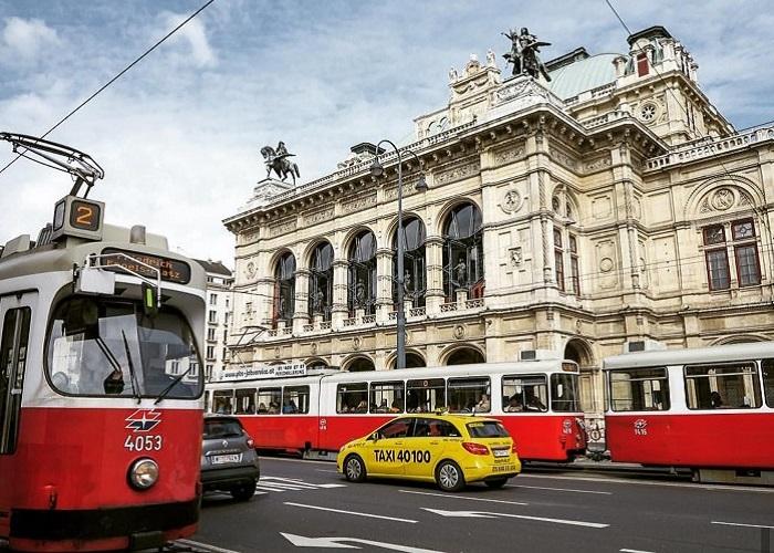 Hướng dẫn bạn cách sử dụng các phương tiện giao thông công cộng ở Vienna
