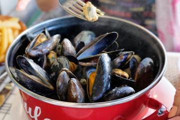 Những món ăn ngon ở Bruges làm say lòng du khách