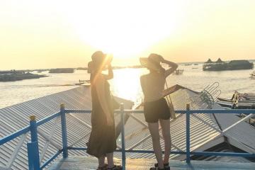 Hành trình du ngoạn biển hồ Tonle Sap Campuchia lớn nhất Đông Nam Á