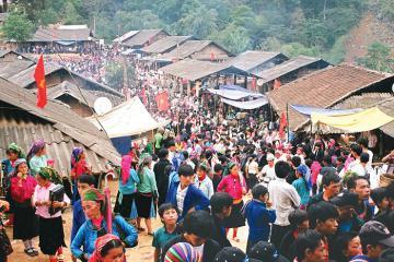 Một vòng các chợ phiên tại Lai Châu đặc sắc nhất