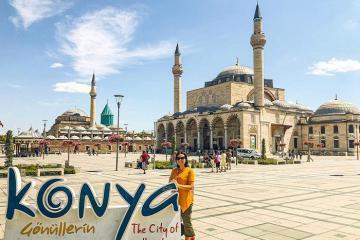 Lang thang trên mảnh đất cố đô Konya bình yên của Thổ Nhĩ Kỳ