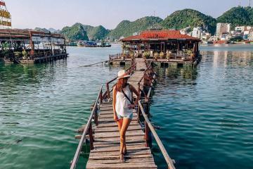 List những địa điểm du lịch đảo Cát Bà hấp dẫn nhất