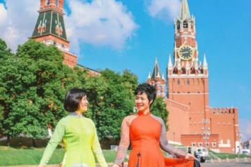 Cung điện Kremlin - kiệt tác kiến trúc và văn hóa nổi tiếng nhất nước Nga