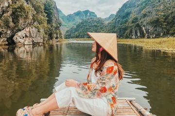 Du lịch đầm Vân Long - nơi được mệnh danh là vịnh Hạ Long trên cạn
