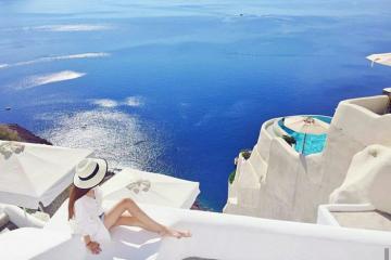 5 khách sạn boutique đẹp trên đảo Santorini để có những bức ảnh 'ngàn like'