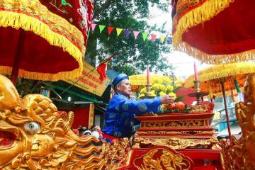 Hòa mình vào lễ hội đền Kỳ Cùng - Tả Phủ xứ Lạng