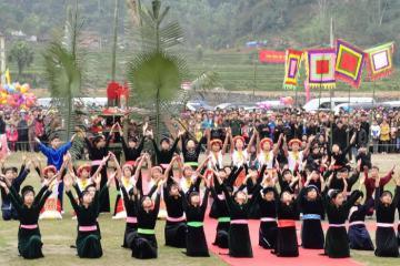 5 lễ hội xuân Tuyên Quang được đón đợi nhất trong năm