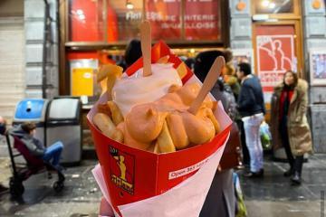 Mẹo tiết kiệm chi phí du lịch với những món ăn giá rẻ tại Brussels