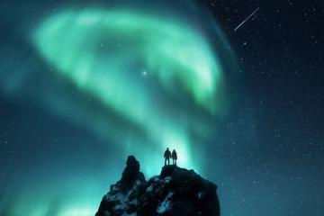 Ngắm cực quang tại Thụy Điển - chinh phục ánh sáng kỳ diệu trên bầu trời