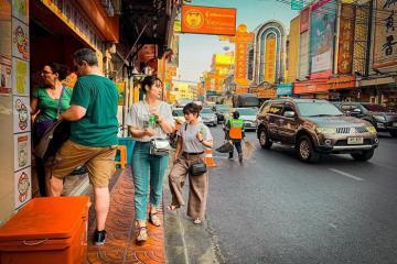Update những con phố ăn vặt ở Bangkok 'hot' nhất dành cho giới trẻ