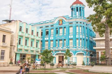 Giữa lòng Cuba có một Camaguey đẹp nao lòng đến thế!