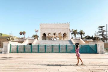 Kinh nghiệm du lịch thành phố Rabat - điểm đến mới ở Ma Rốc - Phần 1