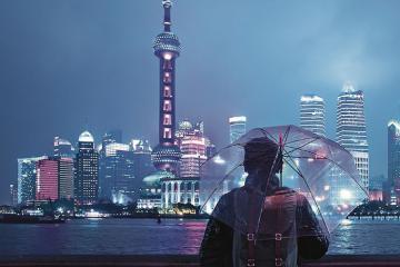 Tháp truyền hình Minh Châu - biểu tượng tương lai của Thượng Hải