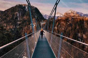 Khám phá những trải nghiệm du lịch tuyệt vời ở thị trấn Reutte nước Áo