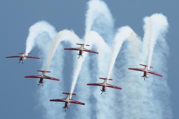Đột nhập Singapore Air Show - triển lãm hàng không lớn nhất châu Á