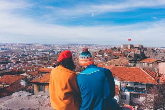 Du lịch Ankara Thổ Nhĩ Kỳ và tận hưởng thành phố sắc màu rực rỡ