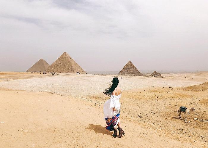 2 phút trải nghiệm Ai Cập linh thiêng và huyền bí