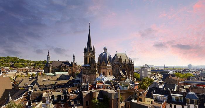 Thành phố Aachen - Thành phố đáng sống ở Đức