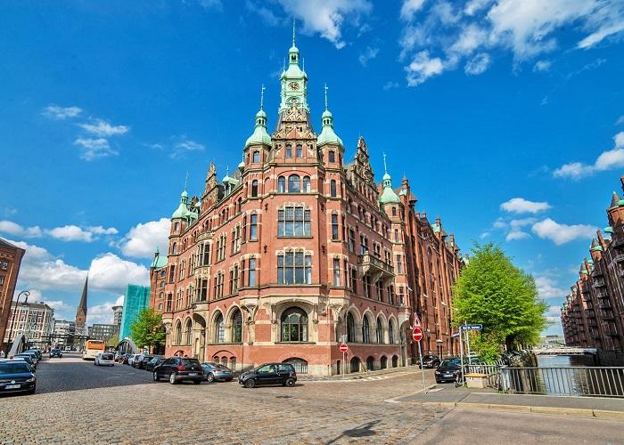 Thành phố Hamburg - Thành phố đáng sống ở Đức