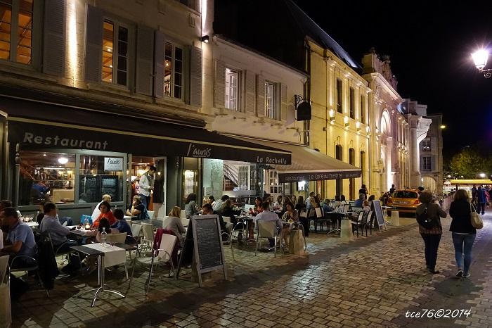 Khu phố ẩm thực St-Jean-du-Perot  - hoạt động tham quan ở La Rochelle