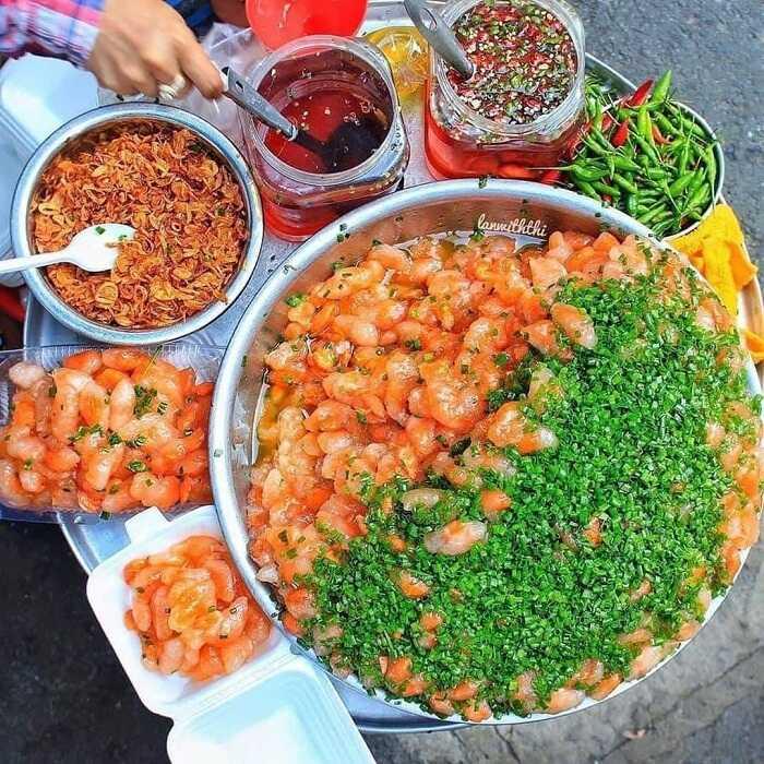 Kinh nghiệm du lịch Phan Thiết - thưởng thức bánh quai vạc