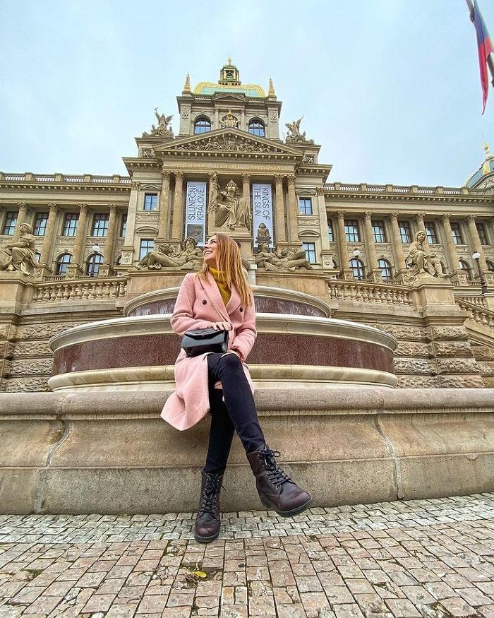 Vẻ đẹp của bảo tàng Quốc gia Séc