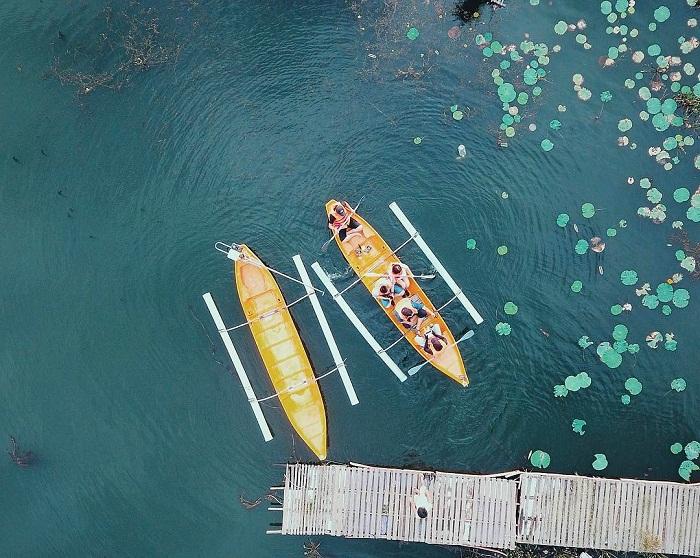 Kinh nghiệm du lịch Phan Thiết - khám phá Bàu Sen, Bạch Hồ