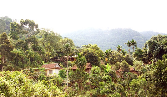 buôn làng Quế - điểm đến thú vị trên Núi Cà Đam