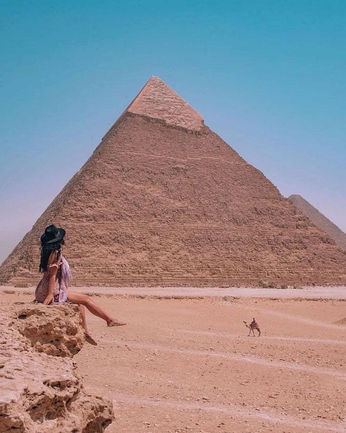 Những bí ẩn về kim tự tháp Ai Cập chưa có đáp án