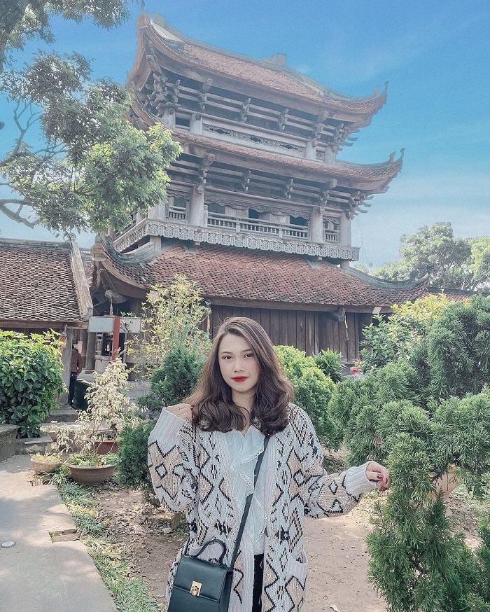Kinh nghiệm du lịch 1 ngày ở Thái Bình thăm chùa keo