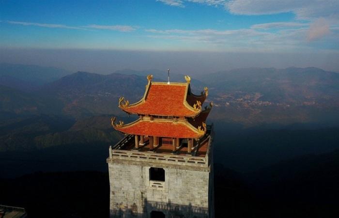 Kim Son Pagoda Bao Thang Sapa - Vong Linh Cao Dai Project