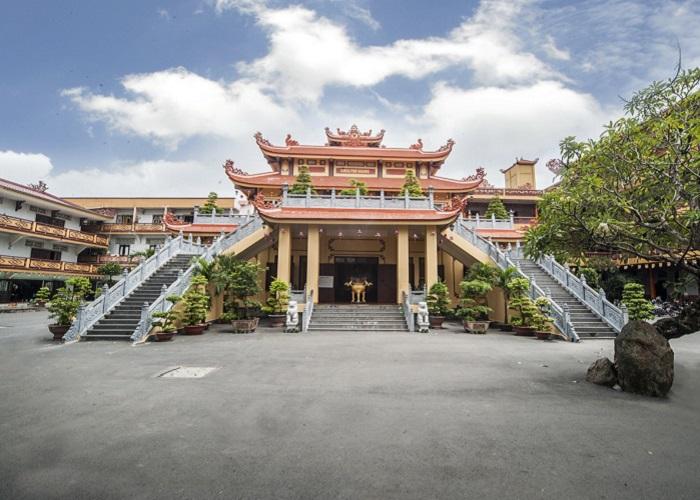 Pho Quang Tan Binh Pagoda - where is the address