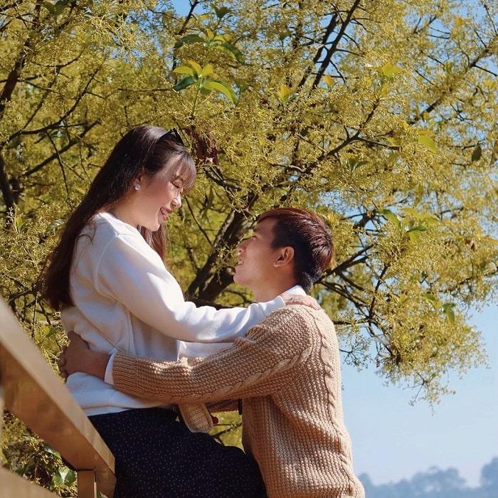 con đường Hàn Quốc ở Đà Lạt - điểm hẹn hò lãng mạn