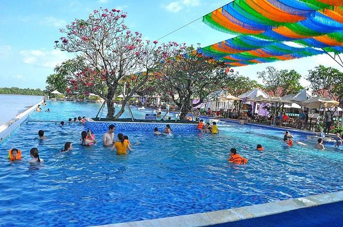 Công viên Lego Water Park - hồ bơi