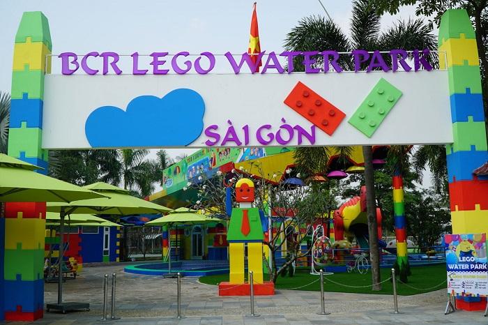 Công viên Lego Water Park - địa chỉ ở đâu
