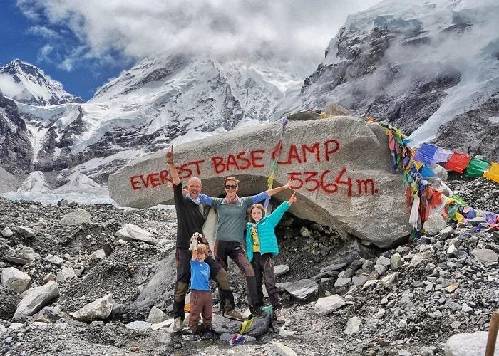 Chinh phục những cung đường Trekking huyền thoại ở Nepal